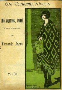 Mora, Fernando, ¡No adjetives, Pepa!005