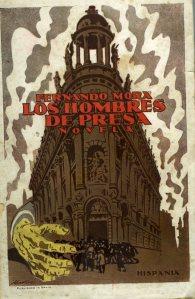 Mora, Fernando, Los hombres de presa002
