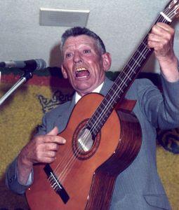 Cantando en Festival