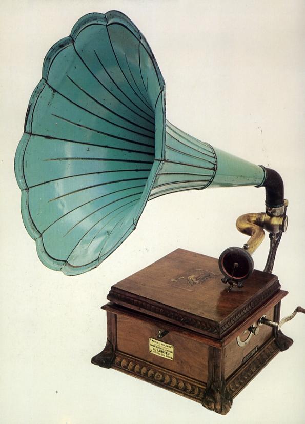 Gramófono1