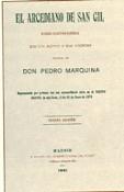 Marquina, Pedro,El arcediano de San Gil002