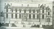 Sade Casa natal