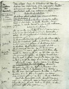 Sade Manuscrito de Justine007