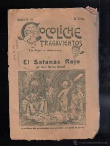 Cocoliche y Tragavientos de Pedro Sánchez Bosqued