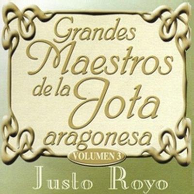 JUSTO ROYO-CD-GRANDES MAESTROS DE LA JOTA ARAGONESA  VOL.3 2002_400x400