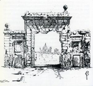 Galdós, Puerta del Carmen2