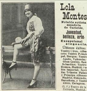 Lola Montes 1918