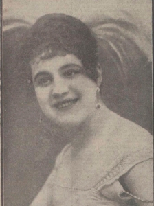 Lola Montes Mercedesa Fernández 1917