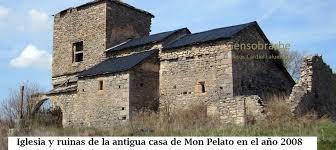 Castejón de Sobrarbe. Casa de las Brujas 2008