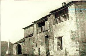 González Fiol_Casa en el barrio de Latorre (Castejónde Sobrarbe)