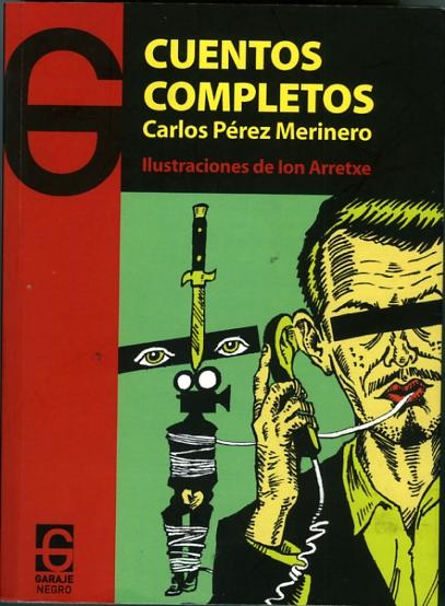 Pérez Merinero, Carlos Cuentos completos001