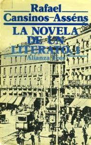 Cansinos, La novela de un literato 1002