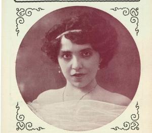 Safo en Eco Artísitico 27-12-1911