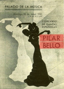 Bello, Pilar Programa Palacio de la Música001