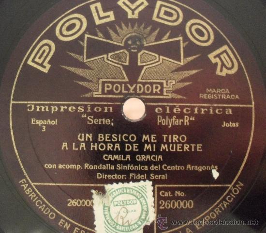 Gracia Camila-Disco Polydor