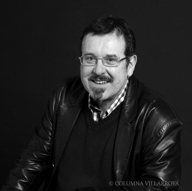 Javier Barreiro_Foto Columna Villarroya