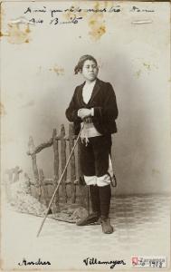 Andrés de Villamayor, discípulo de Bernardo Benito